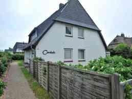 Ferienwohnung Theresa Haus Cordula in Wenningstedt