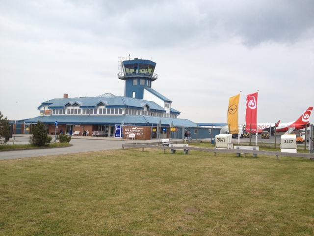 Webcam: Livebilder vom Flughafen Sylt