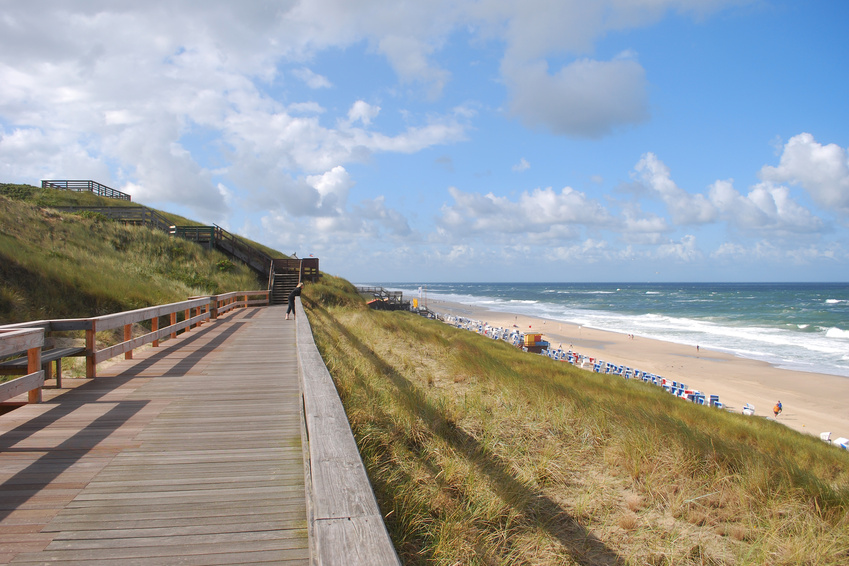 Webcam: Livebilder von Wonnemeyer am Weststrand
